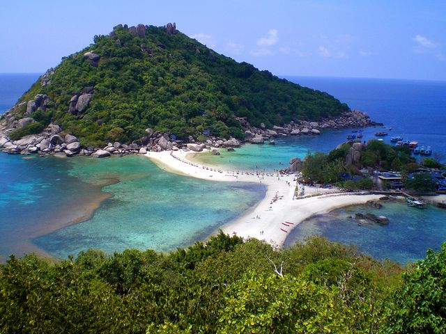 Triple Islands: Koh Nangyuan