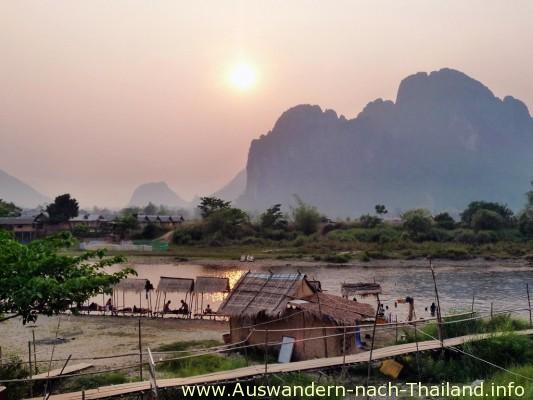 Visa Trip nach Laos / Vientiane