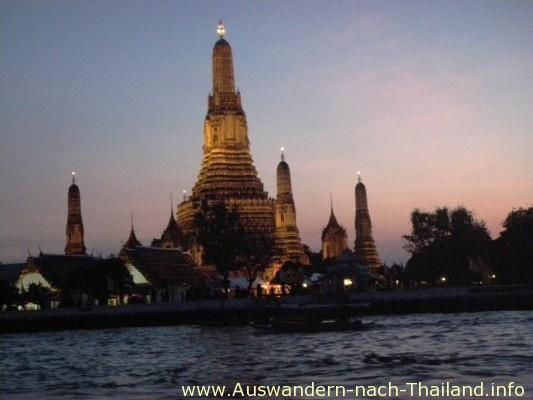 Wat Arun in Bangkok - Thailand