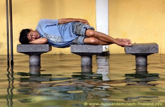 Ueberschwemmung-Hochwasser-Flut-Bangkok_Thailand_am_2011-10_03
