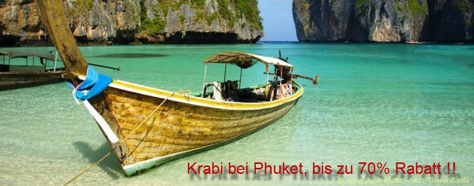 Krabi Phuket Thailand - billig-Fluege