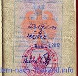 Visa für Thailand - Touristenvisa - ED-Visa - Non O-Visa!